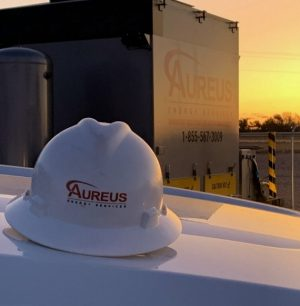 Aureus Completes Rockies Division Heater Training